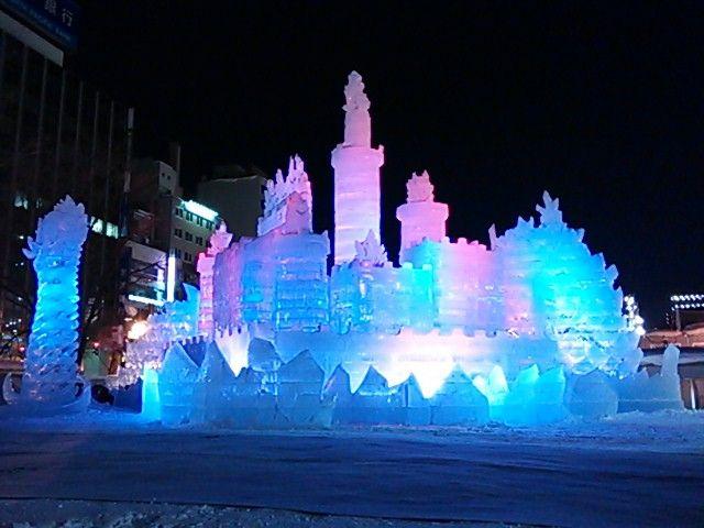 """""""さっぽろ雪まつり自衛隊の作品が凄すぎる!他5選 """"  #japan #winter #雪祭り"""