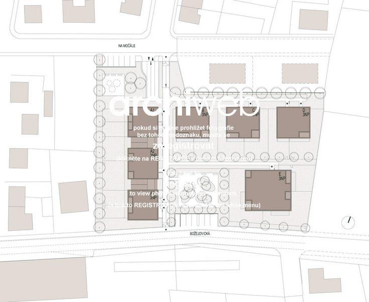 archiweb.cz - Rezidence Libuš