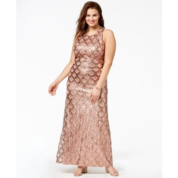 The 25+ best Plus size sequin dresses ideas on Pinterest | Curve ...