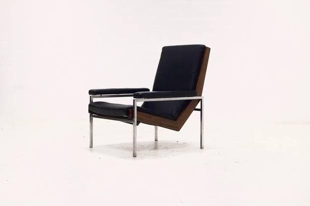 Rob Parry 'Lotus' fauteuil Gelderland jaren 50