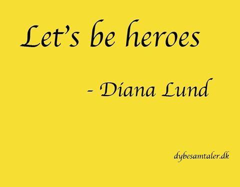 Det er altid fantastisk at være helten i en andens historie - husk også at finde og hylde dem som er det i din :) #dybetanker #refleksion #eftertanke #citat #quotes #minedybetanker #valby