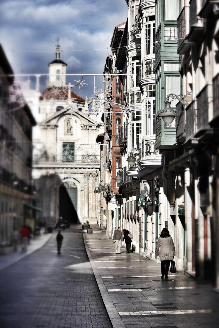 Calle Platerias Valladolid, Spain, 2013