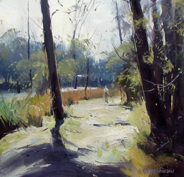 Colley Whisson Cool Waters, Australia Oil