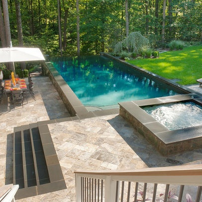 17 best images about above ground pools on pinterest - Above ground pool decor ...