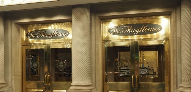 Hotel Review: The Mayflower Hotel in Washington, DC