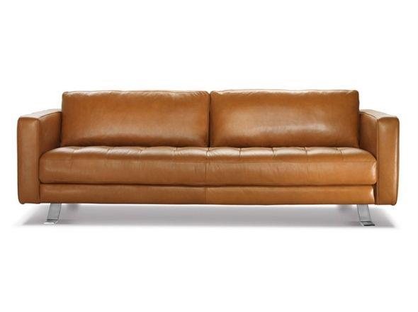Latitude 3 Seat Sofa Renesis Caramel