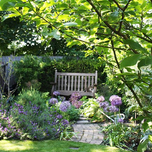 Small Garden Secrets: Best 25+ Garden Nook Ideas On Pinterest