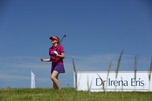 Pierwsza runda turnieju Dr Irena Eris Ladies' Golf Cup zakończona!