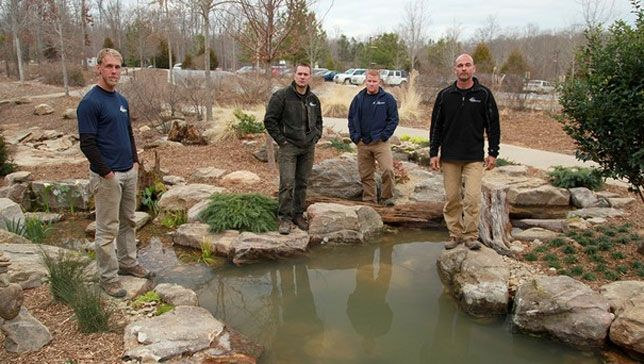 Nat Geo Wild series helps homeowners reconnect with nature. #PONDSTARS
