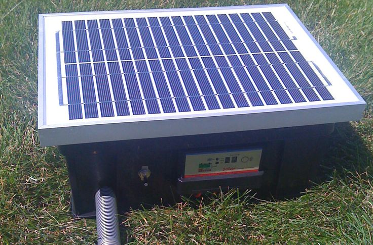 Solar Powered Water Pump System for Irrigation #garden #solarpoweredirrigation #solar