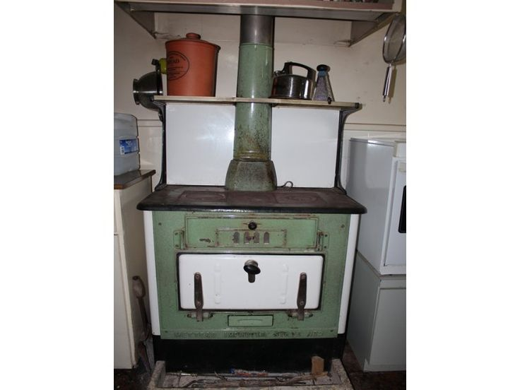 Wood Stove -- Metters Improved Stove No 2