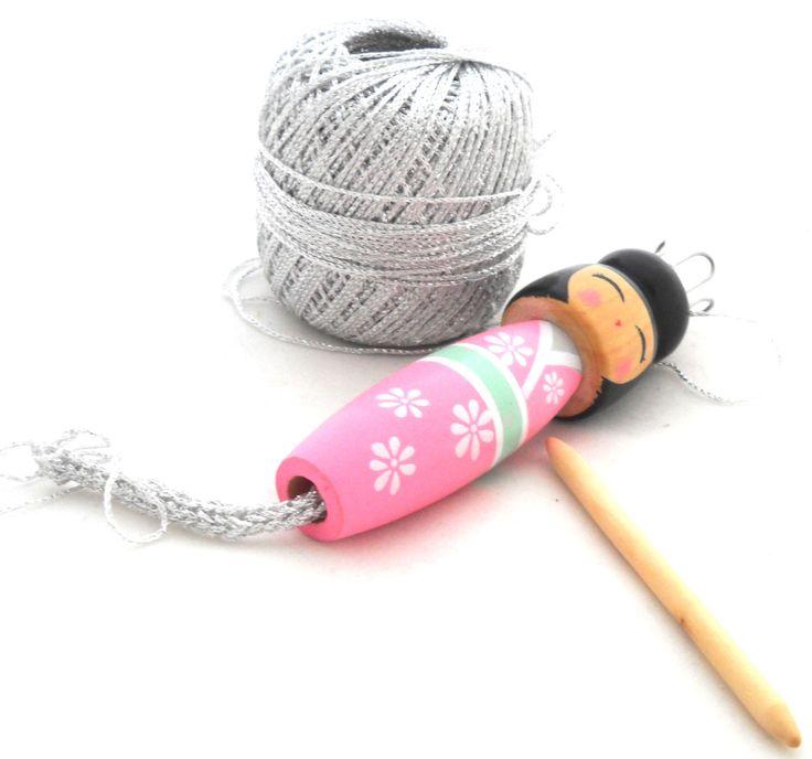 22 best spool knitting images on Pinterest | Spool knitting, Weaving ...