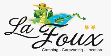 Logo camping La Foux