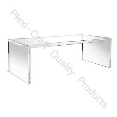 Square Cocktail Table | PLEXI-CRAFT for Plexiglas furniture
