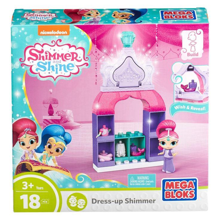 Mega Bloks Shimmer and Shine - Shimmer Fashion Pack