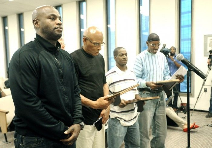 Atlantic City workers honored for rescuing woman from fire