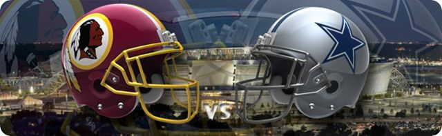 Cowboys vs. Redskins Monday Night Spread & Picks Week 8