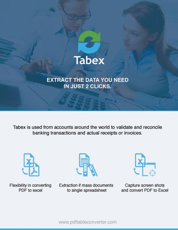 Tabex (pdfextractor) on Pinterest