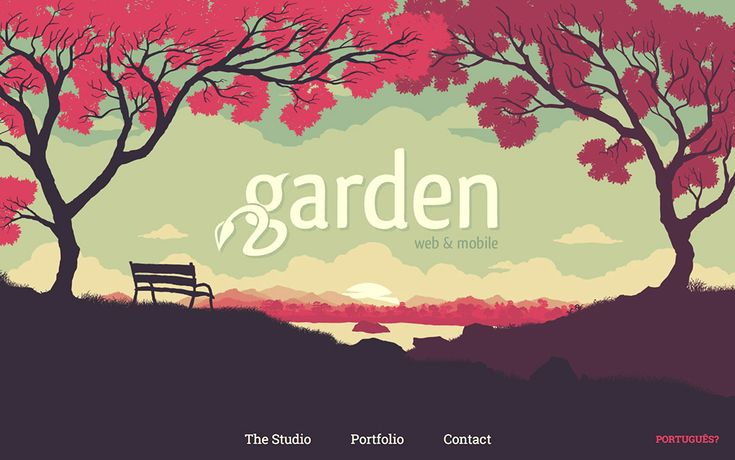 Beautifully illustrated, parallaxing one pager by Garden Estudio http://onepagemania.com/garden-estudio/ #onepage #OPM #portfolio #featured