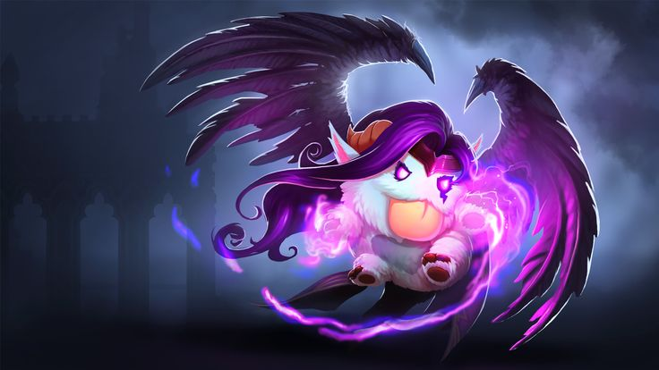 Morgana Champion Poro Wallpapers - Album on Imgur | League ...