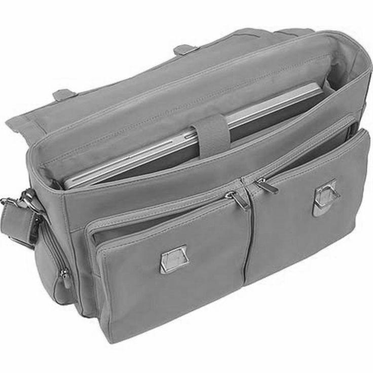 serviete din piele naturala, geanta piele, brand: Kenneth Cole  (REACTION) USA http://wp.me/p2NdXY-ax via @17minute portlaptop