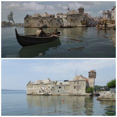 Game of Thrones Croatia, filming locations around Split - Between Two Worlds