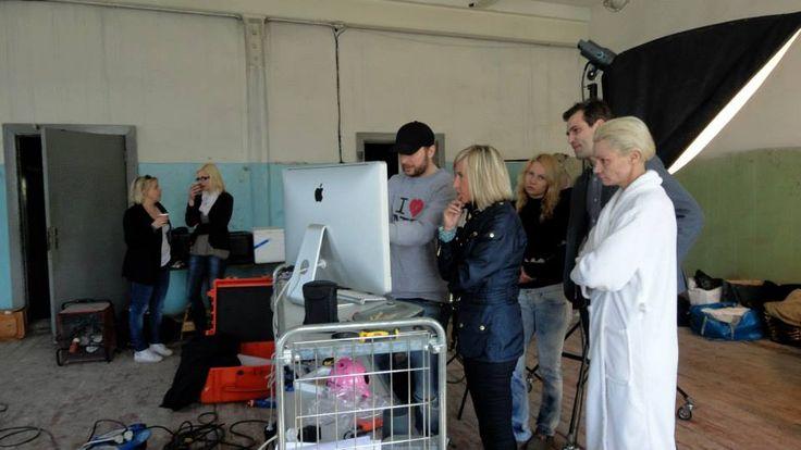 Kimmo Levonen / Yhteisvastuu kampanjakuvaukset Tallinnassa