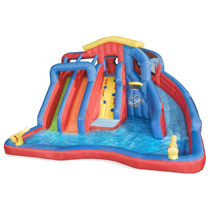 Extreme Inflatable Water Slide For Sale: Best 25+ Inflatable Water Slides Ideas On Pinterest