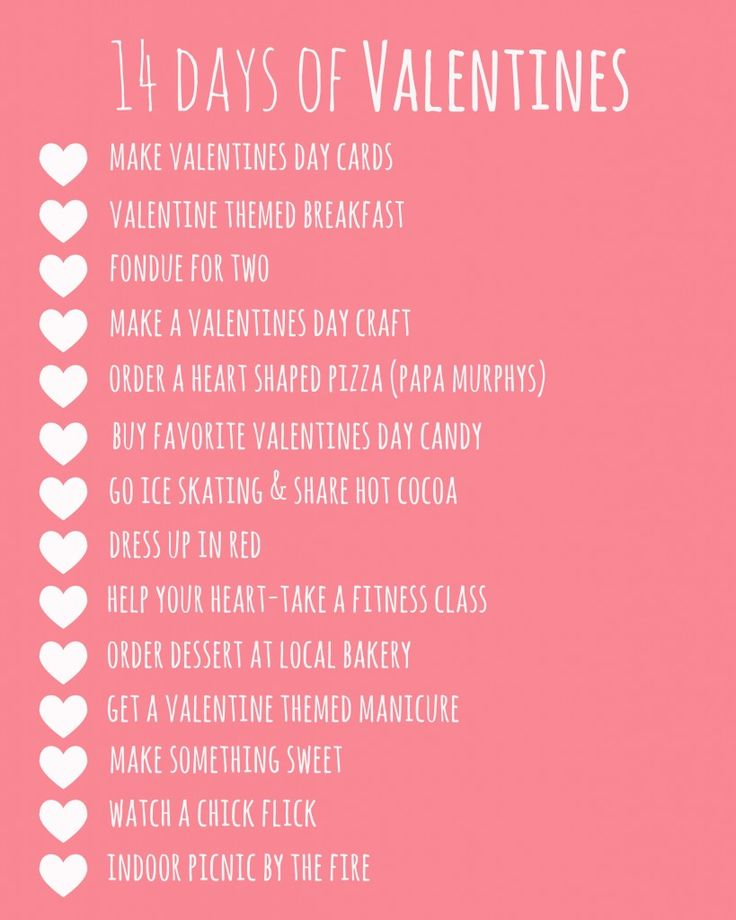 14 Days of Valentines Printable | The Wood Connection Blog