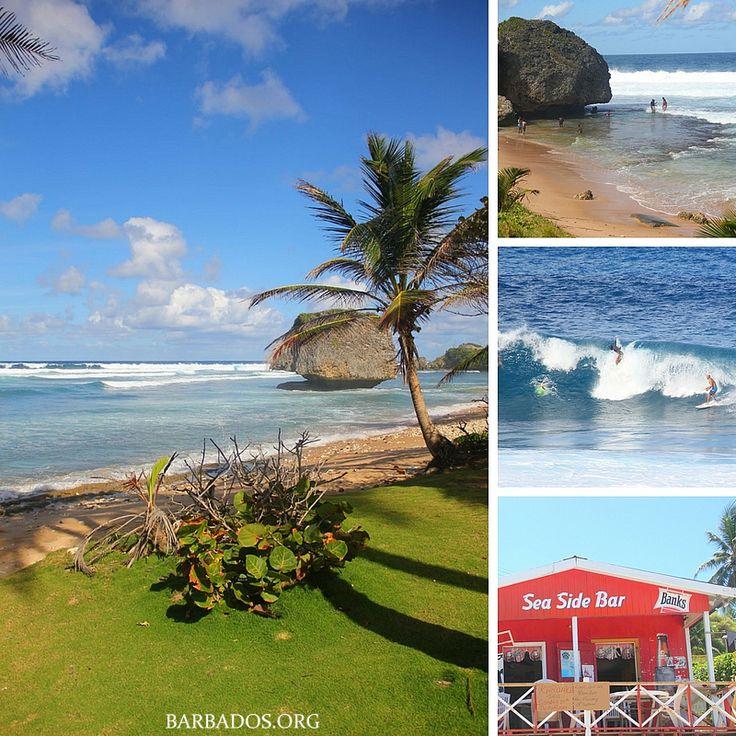 Bathsheba #Barbados: A delightful seaside village with vivid views, stunning surfing, inviting ocean pools, and refreshing island breezes!