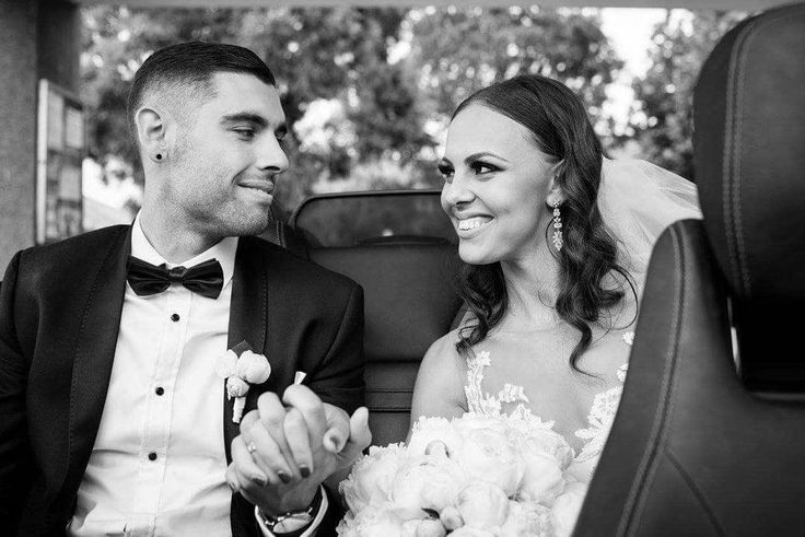Black and white wedding day photography ideas