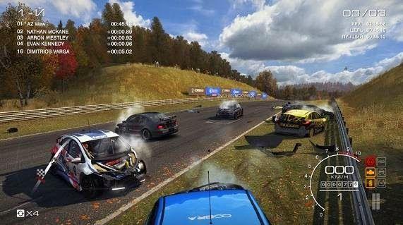GRID Autosport PC - http://gameopc.blogspot.com/2014/08/grid-autosport-update-v10-full-games.html
