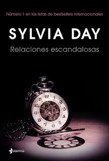 LIBREANDO CON CRISTINA PARDO: Libro de Silvia Day - Relaciones Escandalosas.