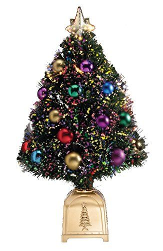 8 Ft Fiber Optic Christmas Tree