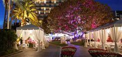 Fairmont Santa Monica - Beach wedding available