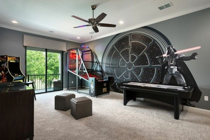 60 Best Cool Star War Bedrooms Inspirational Designs For Your