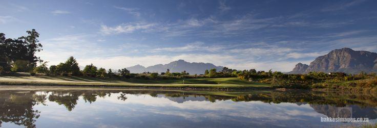 Pearl Valley Golf Estate. www.bakkesimages.co.za