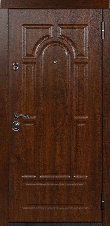 Входные двери Стальная линия Магнат Уличная г. Гомель Входные двери Стальная линия Magnate 80U.01.02.AvCh - белорусские Могилевские двери. Цена, Фото.