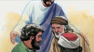 Gaan Vertel : Veilig in Jesus se arms