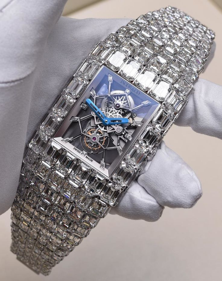 Jacob Co Billionaire diamonds watch. And the preice is $18,000,000 astonishing & astronomical !!!!