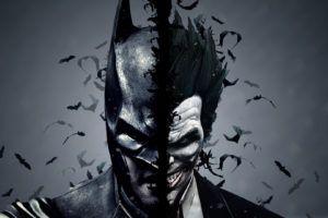 Batman, Joker, Wallpaper, , High Resolution, Mac Desktop Images, Apple, 3840×1080