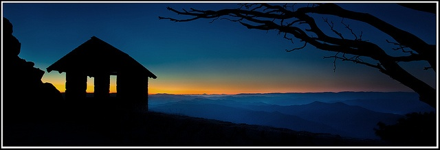 sunrise. Mt Buffalo by Adam_Williams, via Flickr