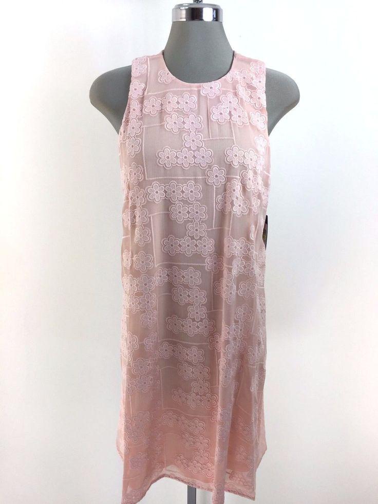 Tommy Hilfiger Nwt Beautiful Seashell Patchwork Trapeze Dress