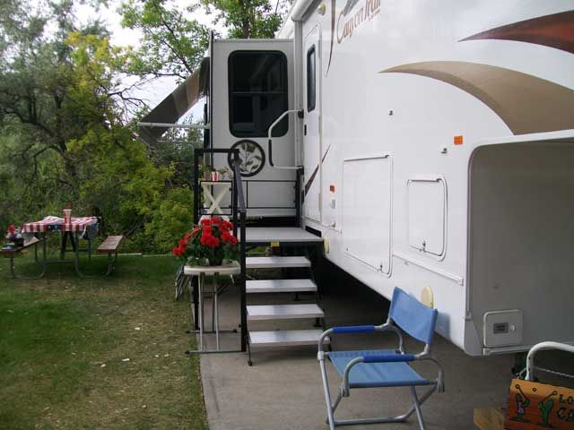 9 best RV Ramp - Roll-A-Ramp images on Pinterest