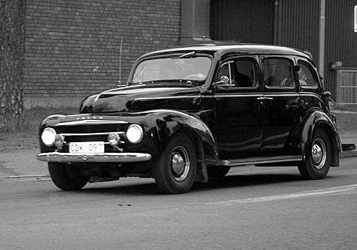 Classic Car - Rättvik