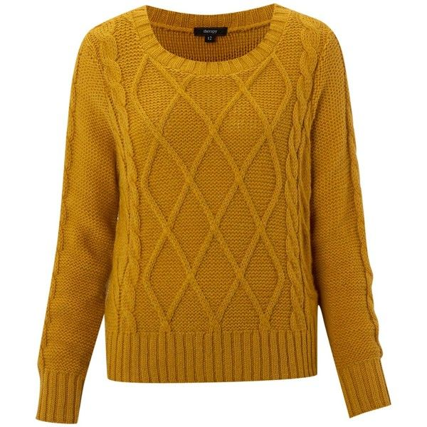 Therapy Cable knit jumper found on Polyvore: Autumn Clothing, Jumpers 63, Jumpers 62, Clothing Addiction, Therapy Cable, Jumpers 43, Knits Jumpers, Jumpers 38, Cable Knits