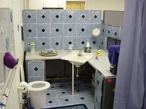Cool and fun office cubicle accessories cubicles for Cool cubicle decor