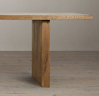 Organic high tables