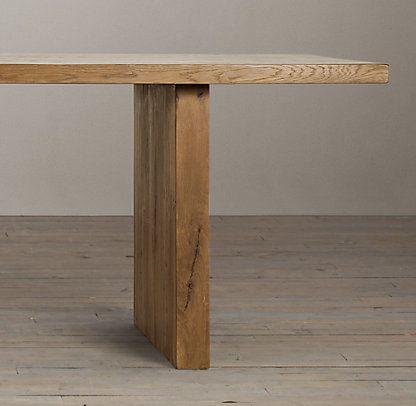 Organic high tables
