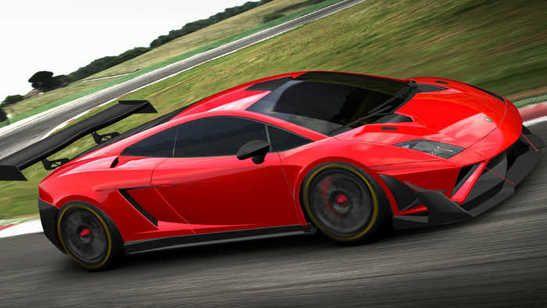 Lamborghini Gallardo GT3 FL2.